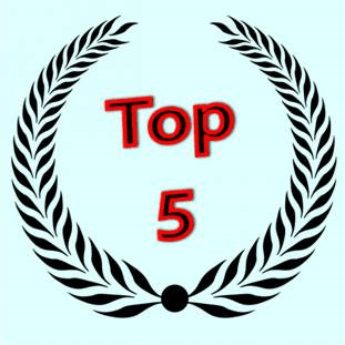 Top 5 Security Companies of 2015