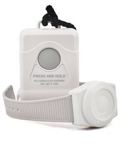 Life Safety Components of Home Security Systems - Medical Pendant
