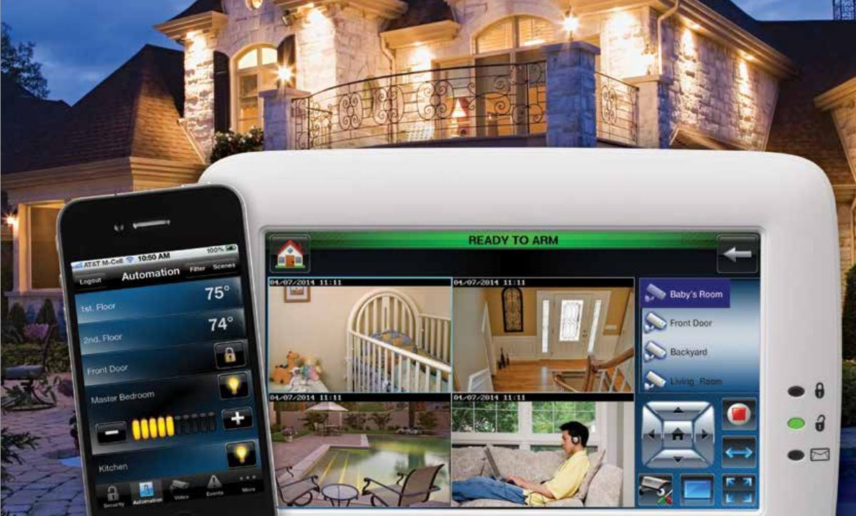 Features of a DIY Home Automation Security System