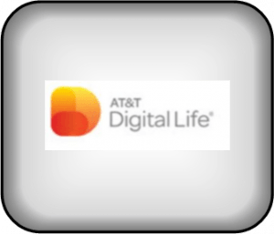 AT&T Digital Life Home Security Logo
