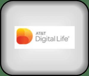 AT&T Digital Life Home Security Logo