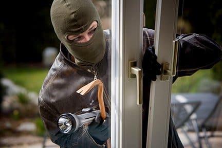 burglar-break in