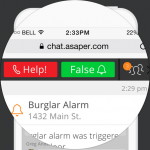 ASAPer by SafeMart/LiveWatch - NextGen Notification!=ASAPer