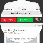 ASAPer by SafeMart/LiveWatch - NextGen Notification!=ASAPer