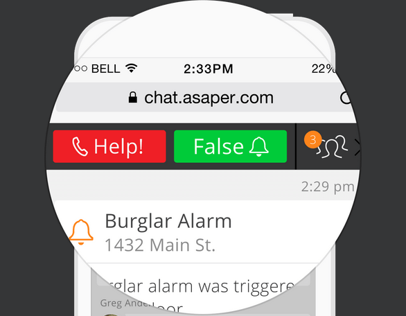 ASAPer by SafeMart/LiveWatch – NextGen Notification!