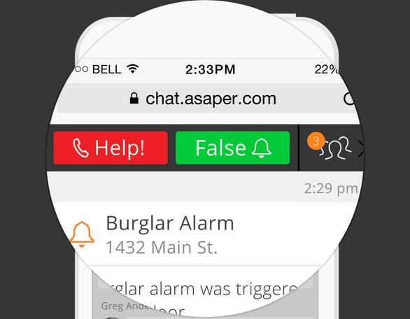 ASAPer by SafeMart/LiveWatch – NextGen Notification!