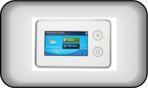 Safe Home Security reviews - 2 GIG Wireless Touchscreen Key Pad