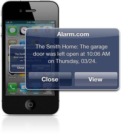Garage Door Security Devices