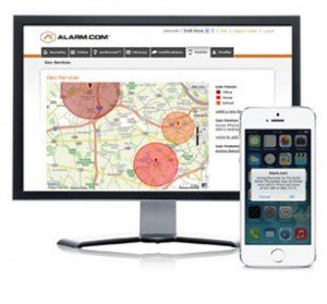 Alarm.com's Geo Services-The Next Generation of Home Automation - geo-services