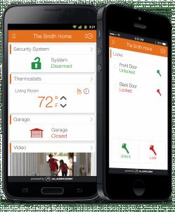 Alarm.com App
