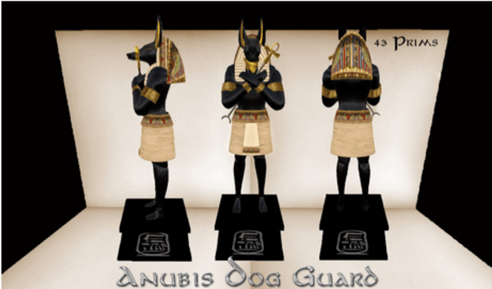 Home Security Systems - Interior Intrusion Protection - Eqgyptian Pharoah Guard Dogs