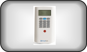 SimpliSafe Reviews- Keypad