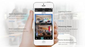 Protect America Interactive App - SMART Control