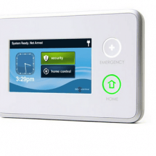 Best Home Security Systems- Touchscreen Keypad
