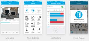 Zmodo SmartLink Security App