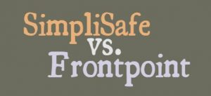 frontpoint vs simplisafe security review