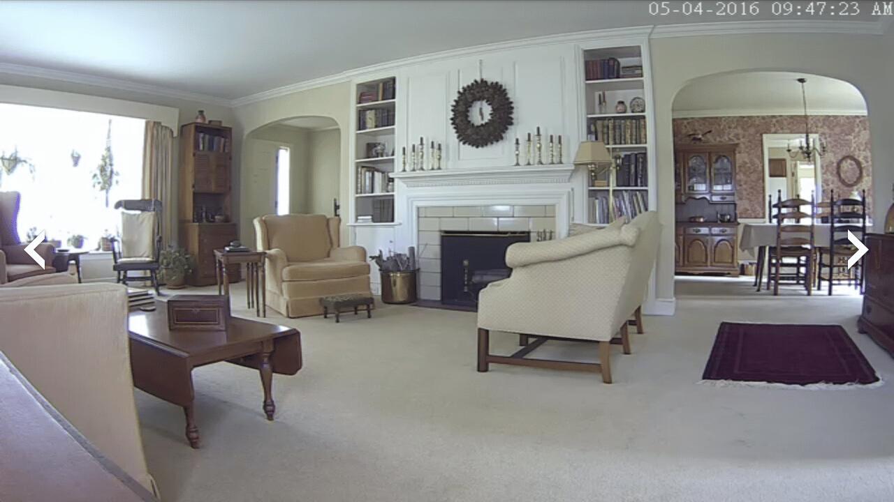Zmodo Camera - Pivot Daytime Video