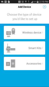 Zmodo Pivot App Set Up