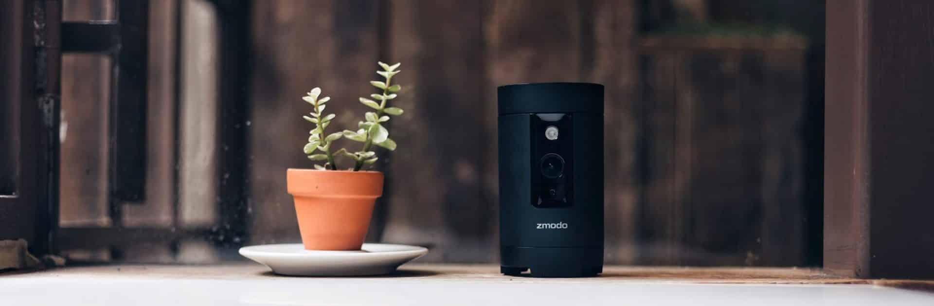 Zmodo Camera Reviews- The Zmodo Security Camera -Zmodo Pivot photo