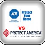 ADT vs Protect America Review- Head to Head 2016 Comparison