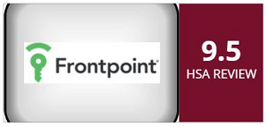 Frontpoint reviews  Sum 9.5