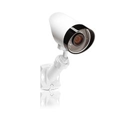 Frontpoint Equipment - Outdoor Wireless Video Camera