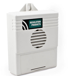 Protect America Review - Exterior Siren