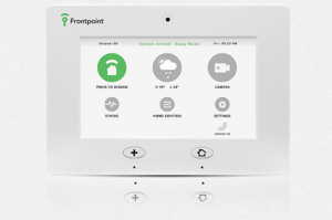 Frontpoint Reviews- Qolsys IQ1