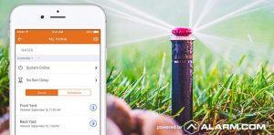 Alarm.com - Irrigation
