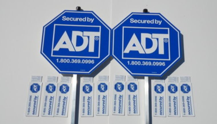 ADT Stickers and Signs – Do they prevent crimes?