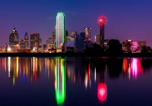 Security Companies in Dallas - skyline