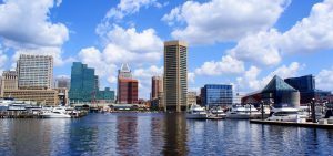 Security Companies in Baltimore, MD -cityscape
