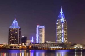 Best Alarm Systems in Mobile,AL - cityscape