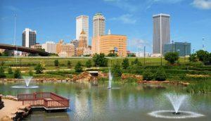 best home security systems in Tulsa,OK - cityscape