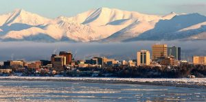 Best Home Security in Anchorage - cityscape
