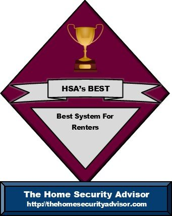 Best Apartment Security System for Renters-Trophy