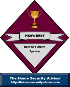 Best DIY Home Alarm Systems -Trophy