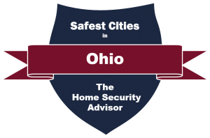 Safest Cities in Ohio-Full Size Badge