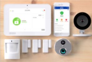 Brinks Home Security Systems- Brinks Home Complete with Video