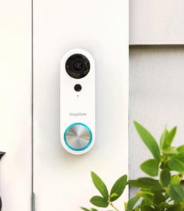SimpliSafe DoorBell Camera