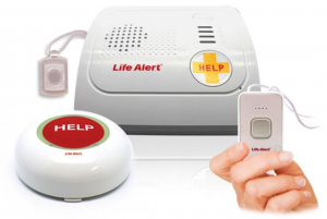 Life Alert System- Additional Life Alert Cost for Help button