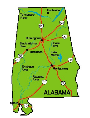 Safest Cities in Alabama | A Guide to Alabama\'s Safest Cities