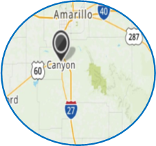 Canyon, TX