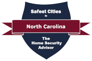 The Safest Cities in North Carolina