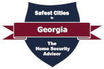 Safest Cities in Georgia
