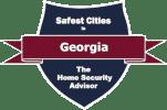 Safest Cities in Georgia