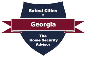 The Safest Cities in Georgia