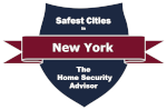 Safest Cities in New York - emblem