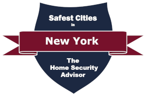 New York's Safest Cities - emblem