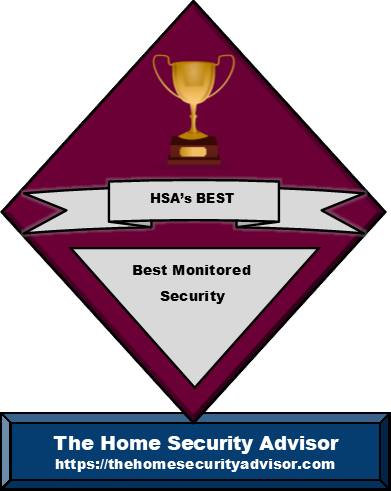 Best Security System with Monitoring